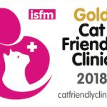 We are a Gold Status Cat Friendly Clinic